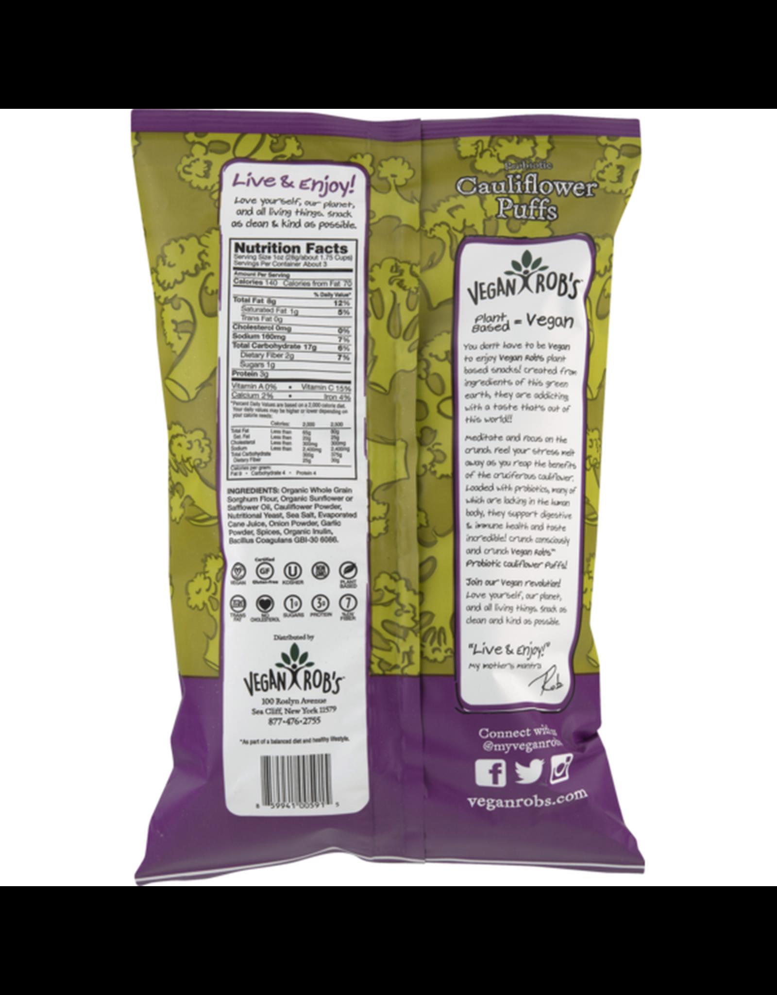 Bonberi VeganRobs Cauliflower Puffs