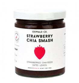 Bonberi Oswald Co Chia Jam Strawberry