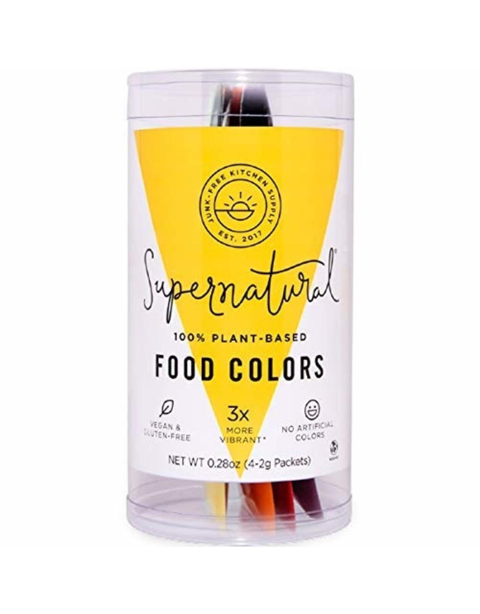 Bonberi Supernatural Food Colors