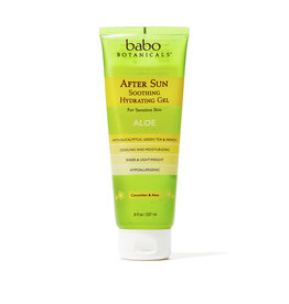 Babo Botanicals Babo Botanicals After Sun Soothing Hydrating Aloe Gel
