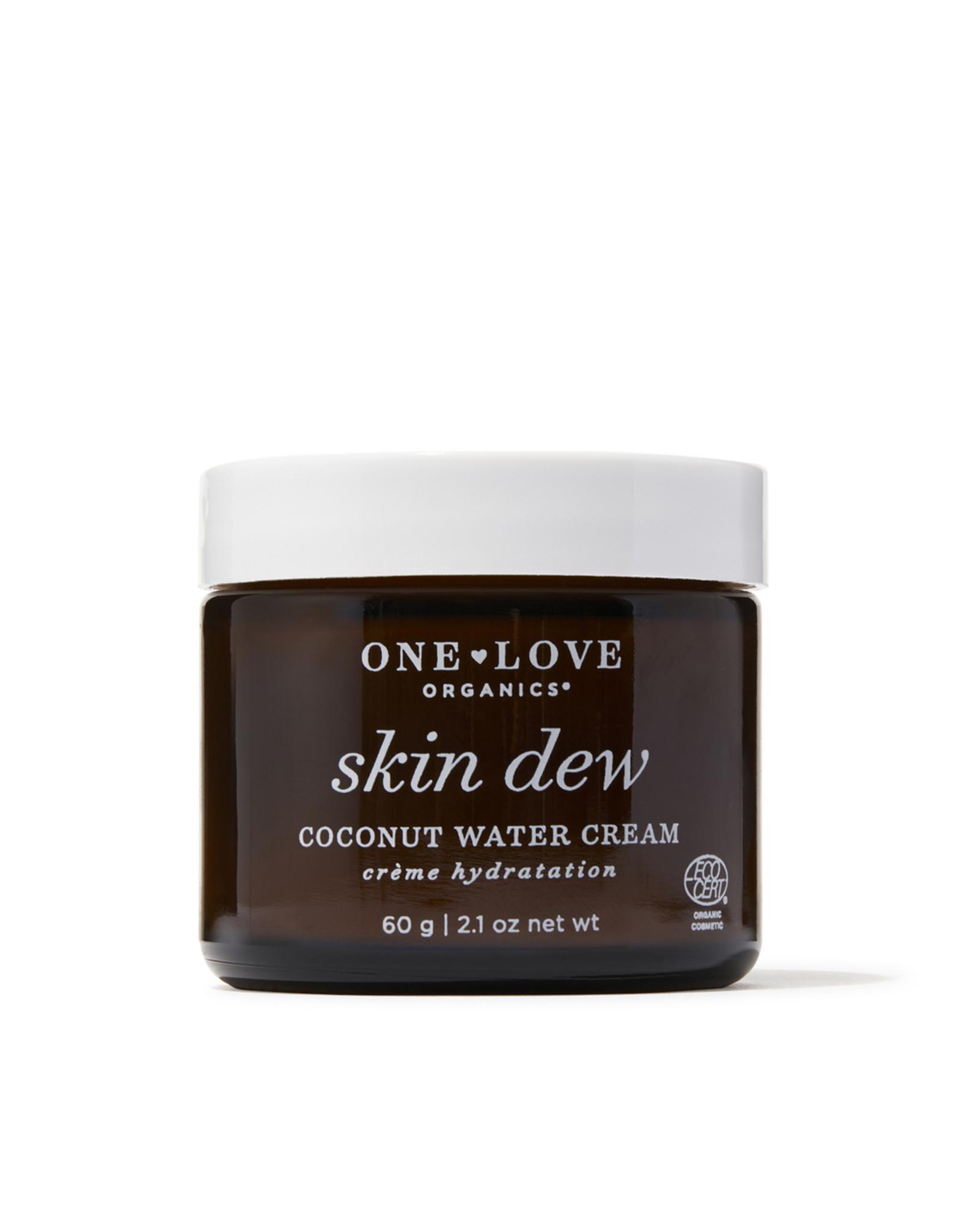 One Love Organics One Love Organics Skin Dew Coconut Water Cream