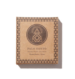 Incausa Incausa Palo Santo Wood Hand-Pressed Incense
