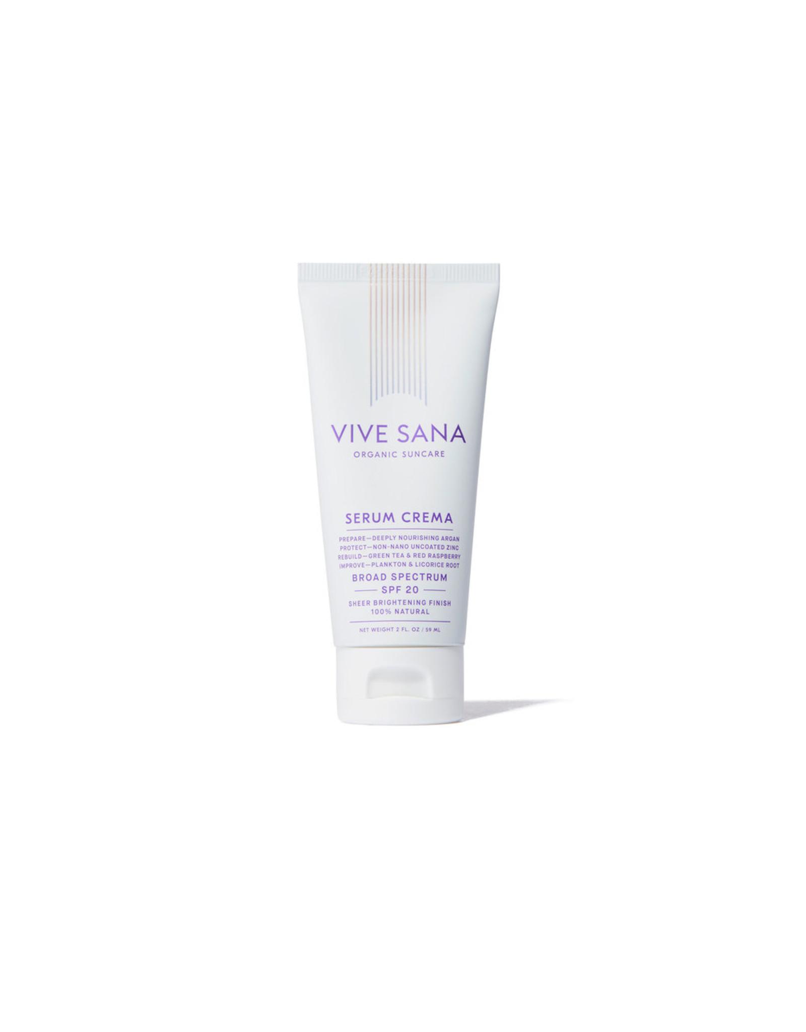 Vive Sana Serum Crema SPF 20