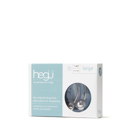 Hegu Accupressure Rings (Size: Medium)