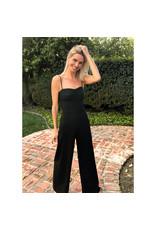G. Label Brianna Bustier Jumpsuit (Color: Black, Size 6)