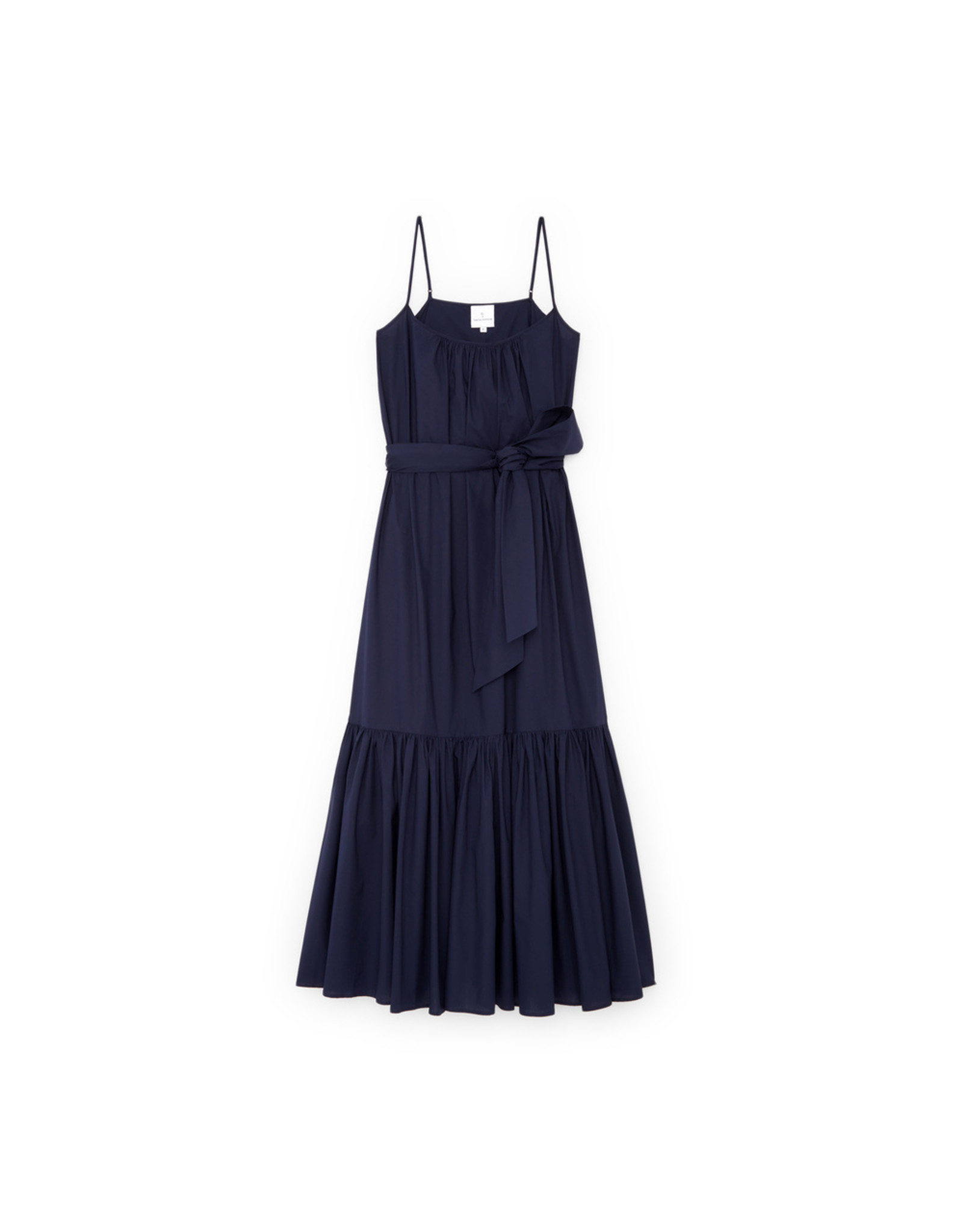 G. Label Capri Skinny Strap Dress (Color: Navy, Size: XS)