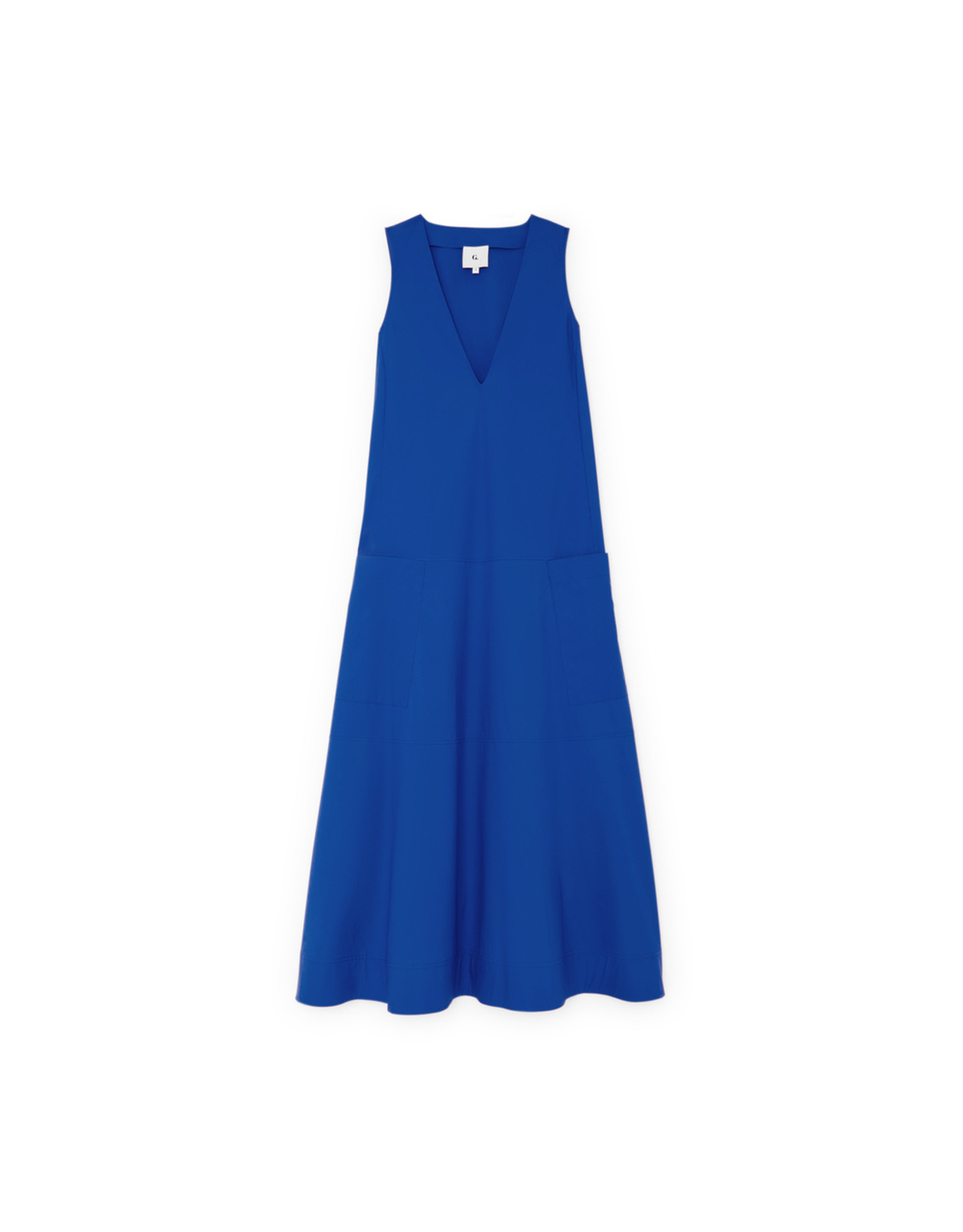 G. Label Maiya Housedress (Color: Blue, Size: 4)