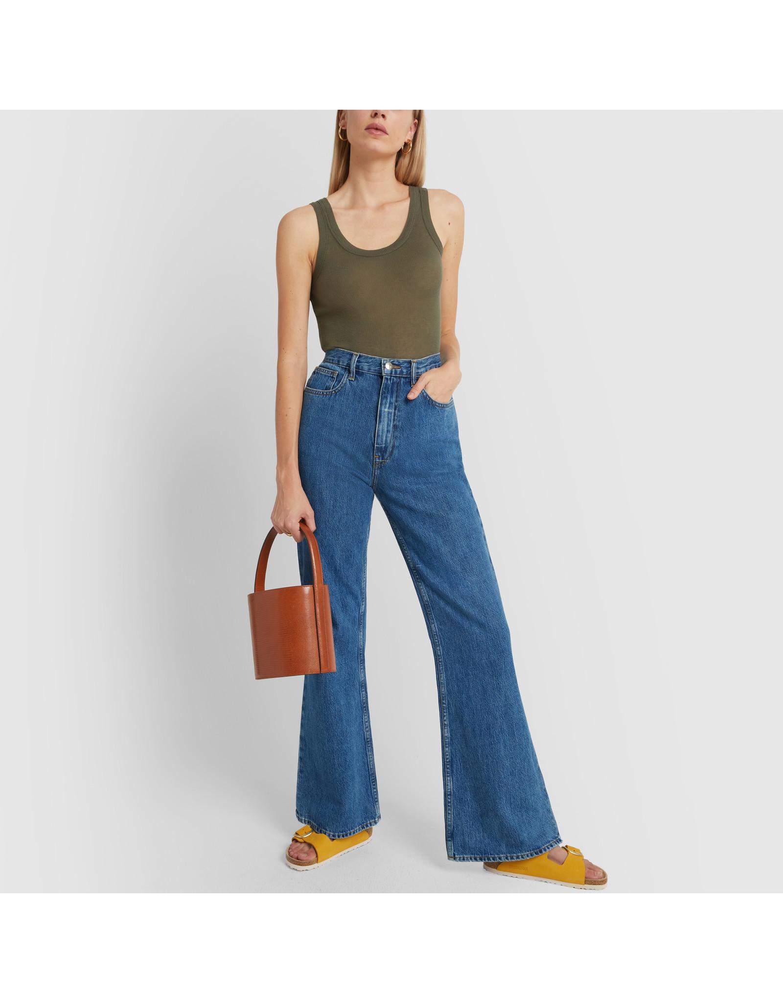 G. Label G. Label Griffin Bootcut Jeans (Color: Medium Blue Wash, Size: 27)