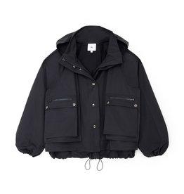 G. Label G. Label Carolyn Utility Performance Jacket (Color: Navy, Size: M)