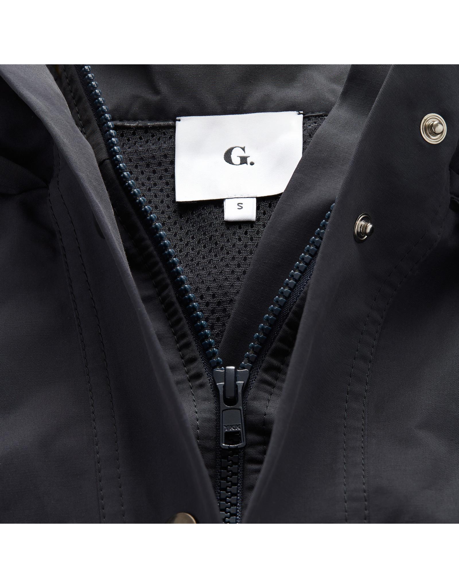 G. Label G. Label Carolyn Utility Performance Jacket (Color: Navy, Size: L)