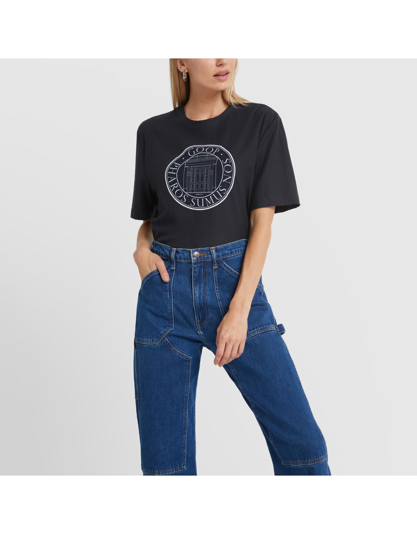 G. Label G. Label Goop University T-Shirt (Color: Navy, Size: XL)