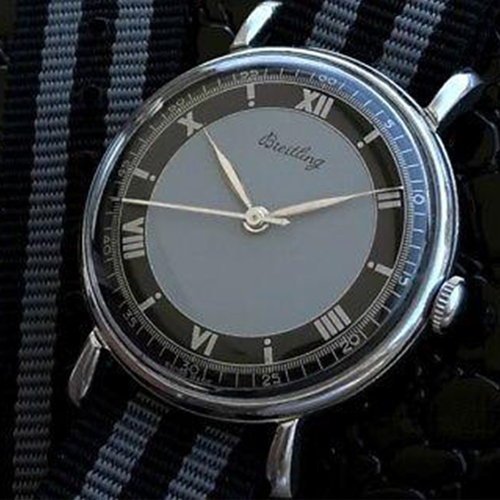Breitling Vintage Men's Watch from 1950's