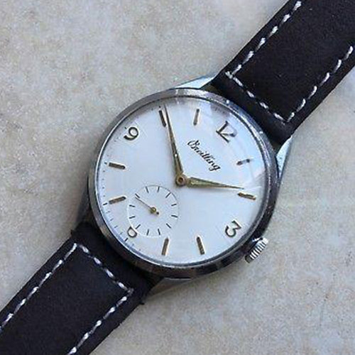 Breitling Vintage Dress Watch 37MM