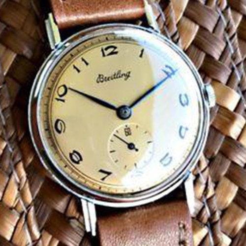 Breitling Vintage 1950's Men's Watch
