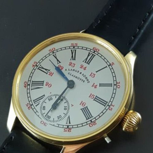 A. Lange & Söhne Antique (A1) Wristwatch