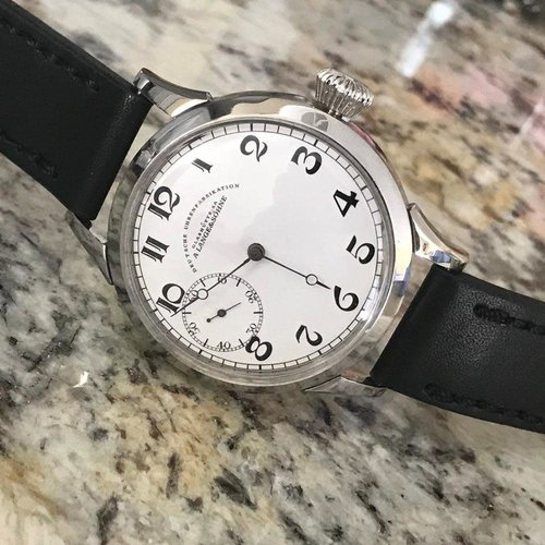 A. Lange & Söhne Pre-1920 Movement with New Case