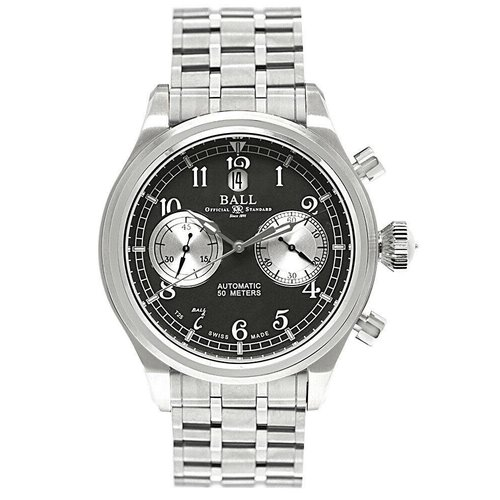 Ball Trainmaster Cannonball S Chronograph Automatic