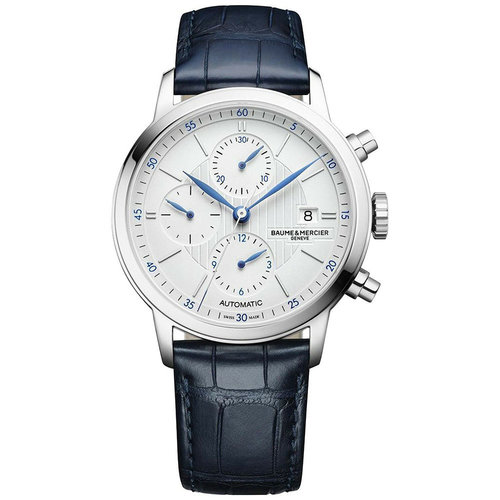Baume & Mercier Classima Automatic Chronograph Leather Band