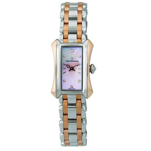 Carl F. Bucherer Alacria Princess Steel Rose Gold Watch
