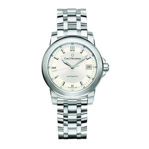 Carl F. Bucherer Patravi Stainless Steel