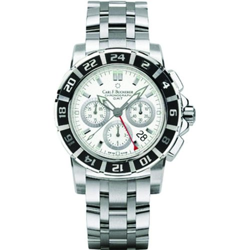Carl F. Bucherer Patravi Stainless Steel Chronograph