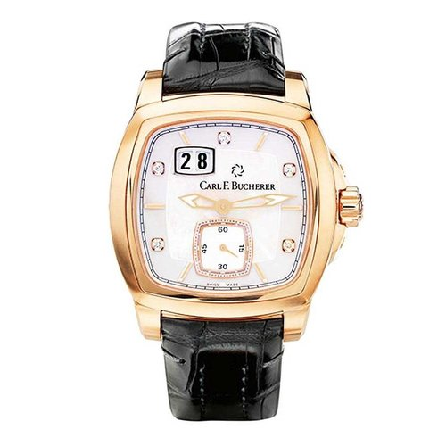 Carl F. Bucherer 18kt. Rose Gold Patravi EvoTec