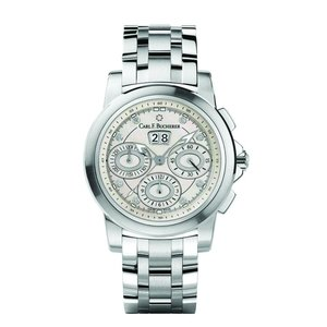Carl F. Bucherer Patravi Stainless Steal