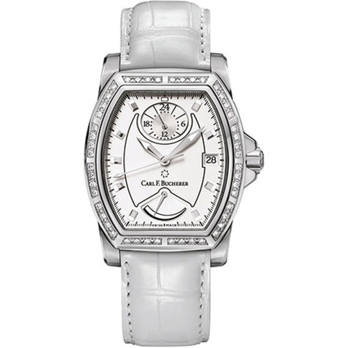 Carl F. Bucherer Patravi T-24 Stainless Steel