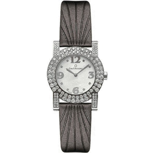 Carl F. Bucherer Pathos White Gold Diamond Set Case