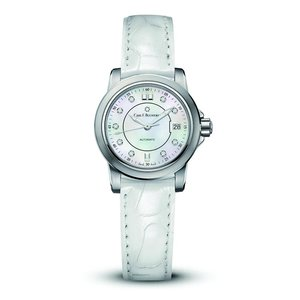 Carl F. Bucherer Patravi Mother of Pearl