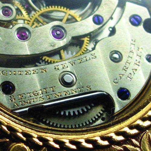 Cartier Famous 1920 Heart of Gold Watch