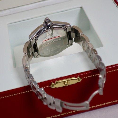Cartier Diamond Encrusted Roadster
