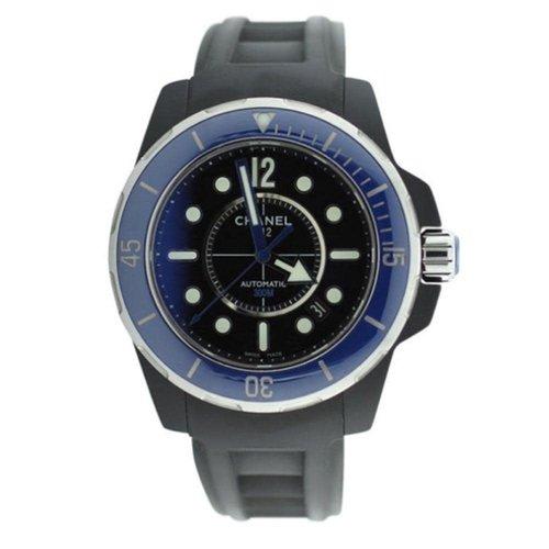 Chanel J12 Marine Blue Chronograph