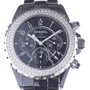 Chanel J12  Diamond Bezel
