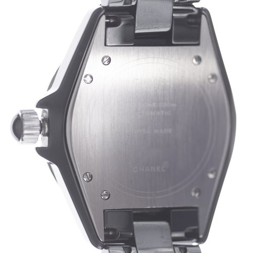Chanel J12 Black Ceramic 41mm Chronograph