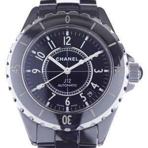 Chanel J12 Black Matte