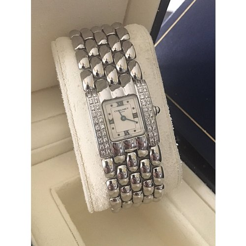 Chaumet Khesis Factory Diamond Watch