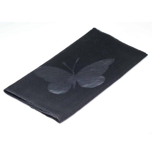 Chopard Shiny Butterfly Noir Stole