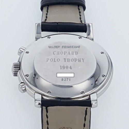 Chopard Mille Miglia Polo Trophy Chronograph Steel Quartz 38 mm