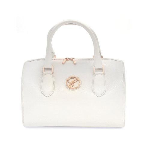 Chopard Milano White Handbag