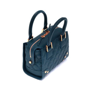 Chopard Baby Quilted Leather Handbag