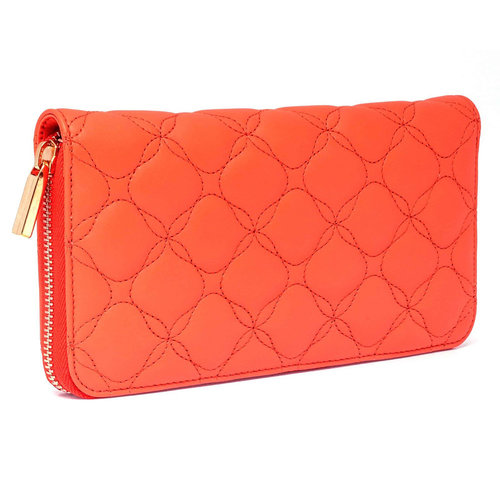 Chopard Quilted Leather Wallet