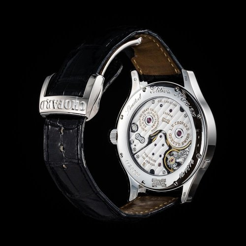 Chopard 18kt. White Gold LUC Regulator