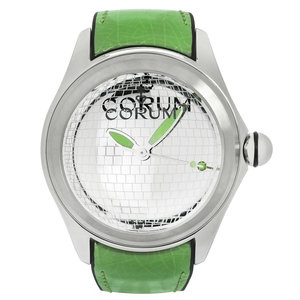 Corum Bubble 47 Disco Ball