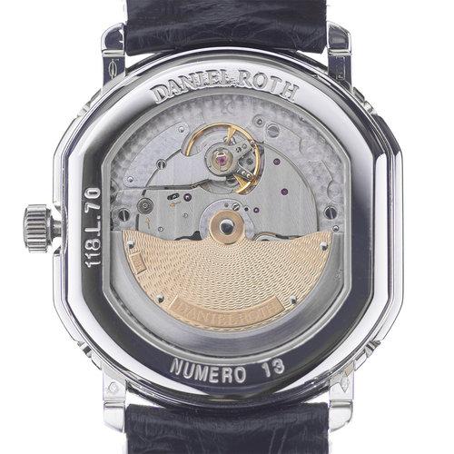 Daniel Roth Quantieme Perpétuel Boîte Watch (Perpetual Calendar Moon Phase)