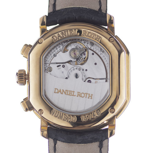 Daniel Roth Masters 18K Gold Chronograph