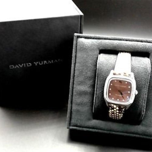David Yurman Thoroughbred with Snake Skin Print