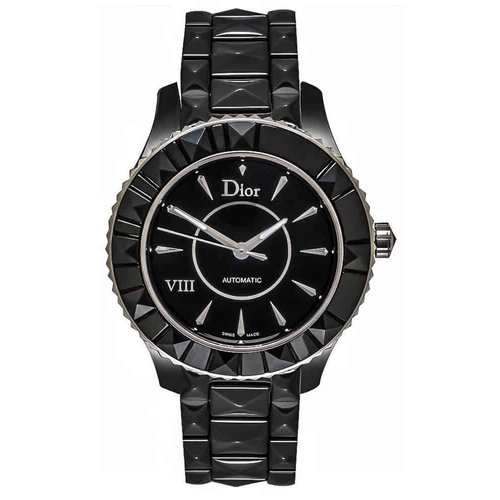 "Dior VIII ""Place Vendome"" High Tech Black Ceramic"