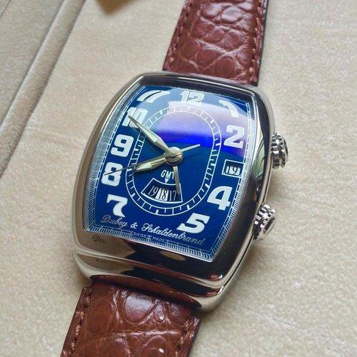 Dubey & Schaldenbrand GMT Alarm Sonnerie
