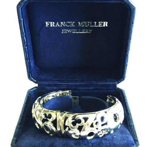Franck Muller Numbers Bracelet 18kt White Gold